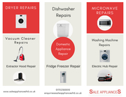 Dishwasher Sale and Repair
